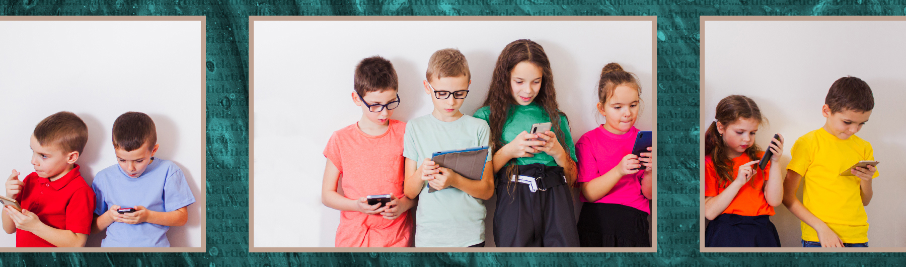 Screen time has little impact on children's social skills