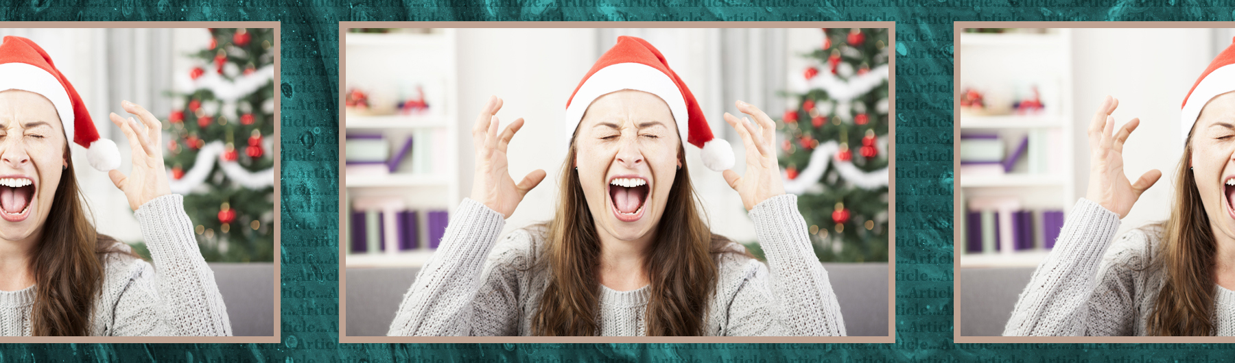 Six tips for coping with the Christmas blues